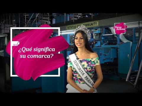 Rosa Iveth Montezuma: 'Los panameños no somos muy tolerantes'