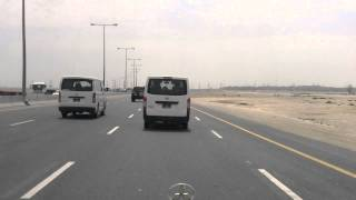 preview picture of video 'Road to Barwa village'