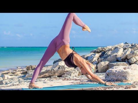 Perfect Morning Yoga  ♥ A Cup Of Coffee For Your Soul | North Caicos