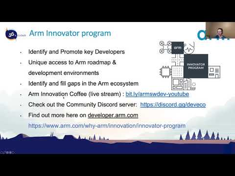 Arm developer experience spanning cloud, 5G and IoT
