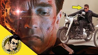 Terminator 2: Judgment Day - Top 5 Movie Mistakes