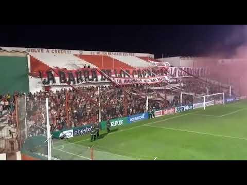 """""""La 61 y los capangas - Hinchada de instituto"""" Barra: Los Capangas • Club: Instituto"""