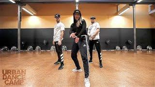 Collapse - Eminem / Baiba Klints ft. EZtwins Hip Hop Dance Choreography / URBAN DANCE CAMP