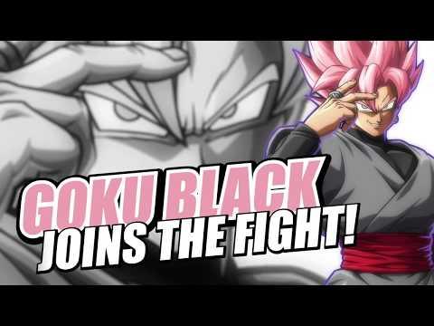 Dragon Ball FighterZ - Goku Black Character Trailer de Dragon Ball FighterZ