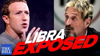 John McAfee: Libra Is Not In The Interest Of The People Nor The Society