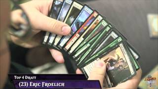 Grand Prix Portland 2014 - Semifinals Team Draft with Eric Froehlich