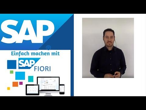 SAP einfach machen mit SAP Fiori