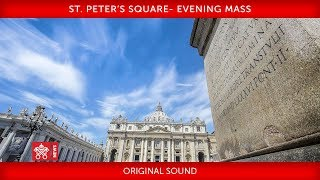 Pope Francis – Evening Mass  2019-06-08