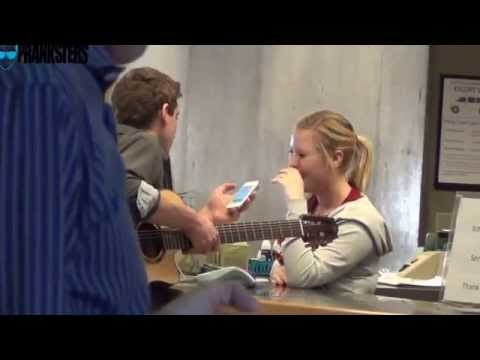 Serenading University Girls - Zalman Krause