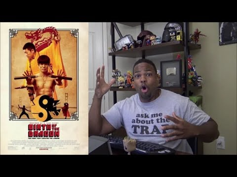 Birth of The Dragon MOVIE REVIEW!!!
