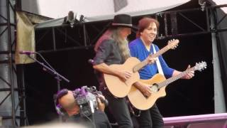 Clear As The Driven Snow The Doobie Brothers Citi Field NYC7/29/2017