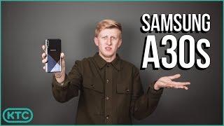 Смартфон Samsung Galaxy A30s 4/64GB Green (SM-A307FZGV) от компании Cthp - видео 1
