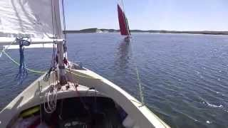preview picture of video 'Augusta morning sail'