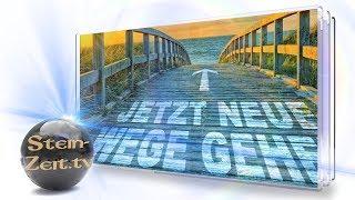 Mit Kristallwasser zum Systemwechsel ? – Hans- Jürgen Klaussner bei SteinZeit