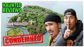 Staying On The Most HAUNTED Island In The World (Poveglia Island)