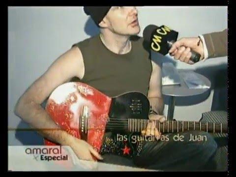 Amaral video Argentina 2007 - Entrevista CM