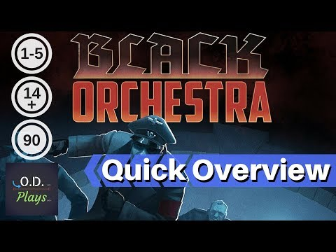 Black Orchestra Quick Overview