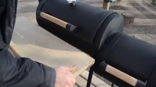 Коптильня Троян мини от компании VIN-TIK - видео