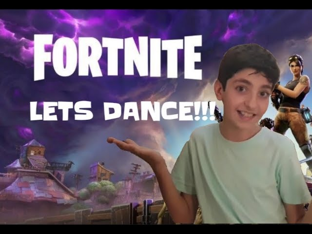 FORTNITE DANCES/DIM07