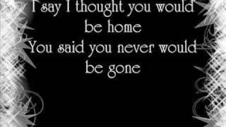 Gone-Chris Daughtry [lyrics]