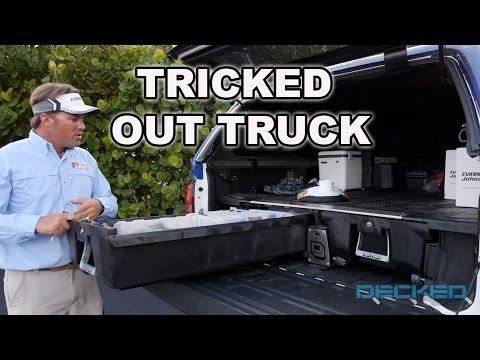 TRICK MY TRUCK – New Truck Customization – DECKED System – Best way to organize your gear