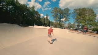 Skate Park Tour - FPV Racing Drone