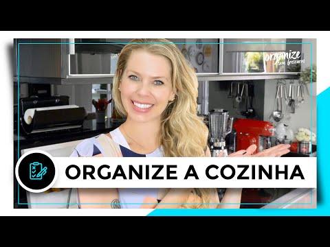 10 DICAS SIMPLES PARA ORGANIZAR A COZINHA