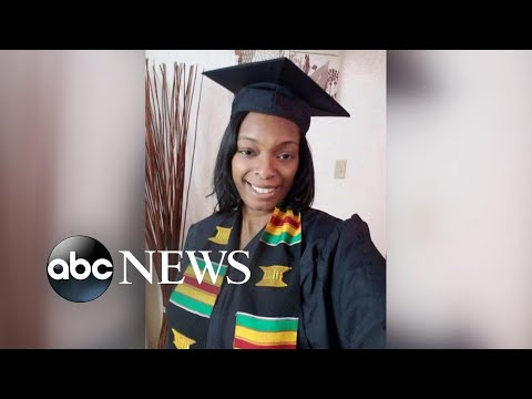 A single mother living with multiple sclerosis finishes her degree after 14 years