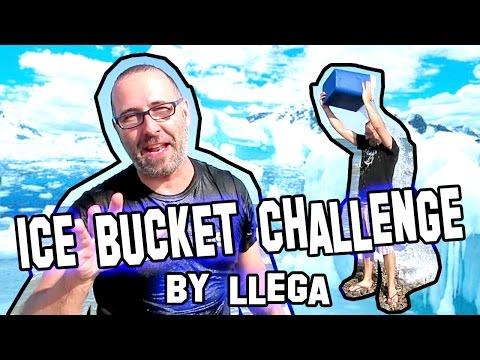 ICE BUCKET CHALLENGE by Llega - Experimentos Caseros - LlegaExperimentos