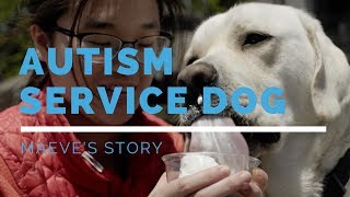 Autism Service Dog Feature: Maeve's Story