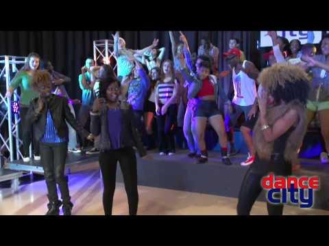 Elektric Blu On Dance City TV Singing I'ma Do Me