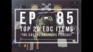 Top 20 EDC Items