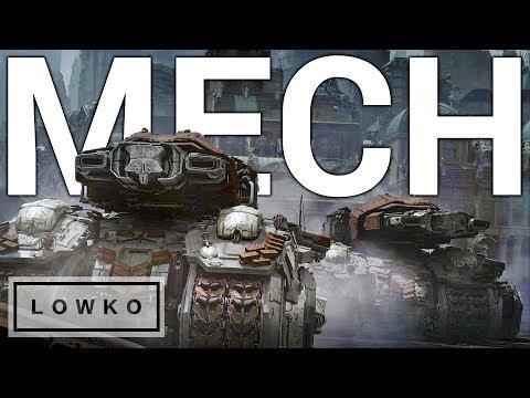 StarCraft 2: MECH VS PROTOSS?