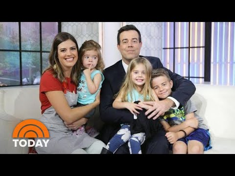 Carson Daly And Wife Siri Are Expecting Baby No. 4   TODAY
