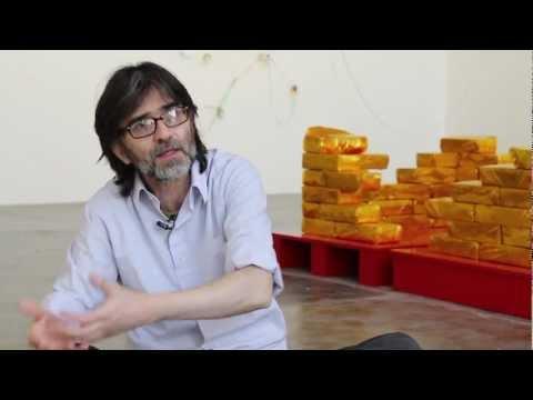 #30bienal #bienaldeveneza Helio Fervenza fala sobre seu trabalho