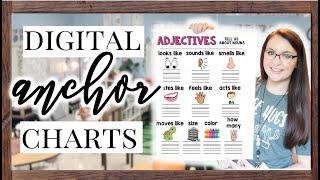 Mrs. Call Creates | Digital Anchor Charts You Can Print!
