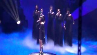 Eurovision 2011: Live inside the Arena: Nadine Beiler - The Secret is Love (Austria) Big Final