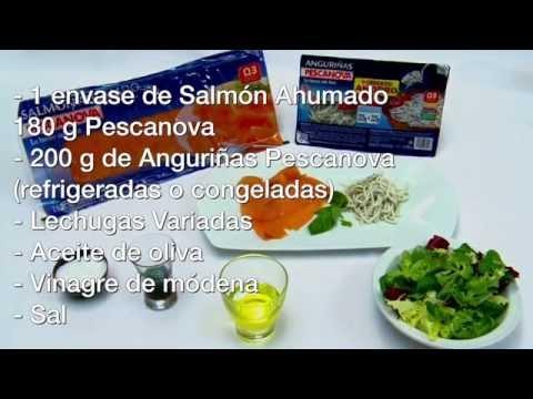 Imagen de la receta de Ensalada de Buey de Mar