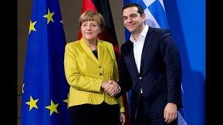 Ангела Меркель выиграла противостояние у греческого премьера Алексиса Ципраса