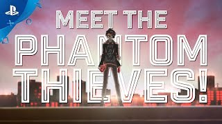 Persona 5: Dancing in Starlight - Phantom Thieves Trailer   PS4