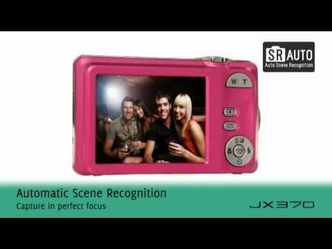 Fujifilm JX370 Digital Camera