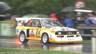 13° Rally Legend 2015 - PURE Sounds, Drifts and Action!