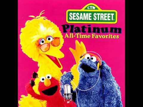 Sesame Street Rubber Duckie