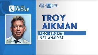 Troy Aikman Talks McCarthy to Cowboys, Brady, Cousins & More w/ Rich Eisen   Full Interview   1/6/20