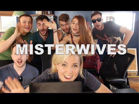 The Whisper Challenge ft. Misterwives!