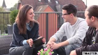 TOASTED.TV - Interview mit Larry F und Impuls