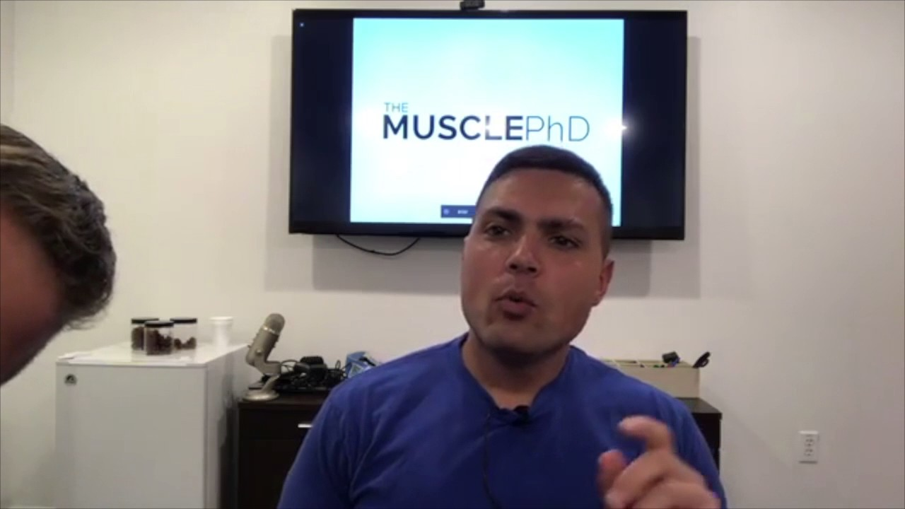 The Muscle PhD Academy Live #047: The Muscle PhD is Back Q&A