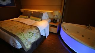Norwegian Getaway Haven Spa Suite Cabin 14136 Tour