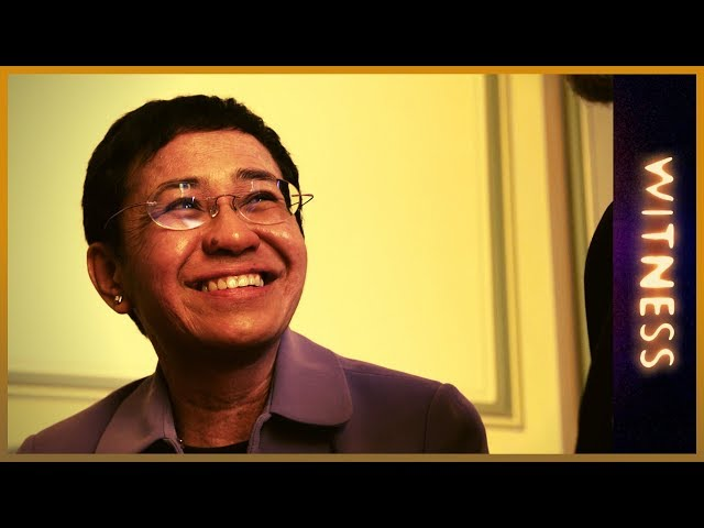 ???????? Maria Ressa: War on Truth | Witness