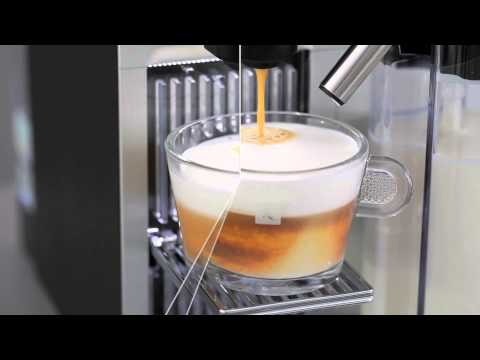 Lattissima Pro - Directions for use for Rapid Cappuccino System